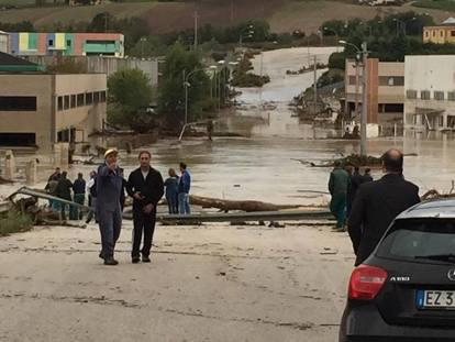 """Alluvione, Perifano: """"ok passo in Regione ma resta l'emergenza"""""""