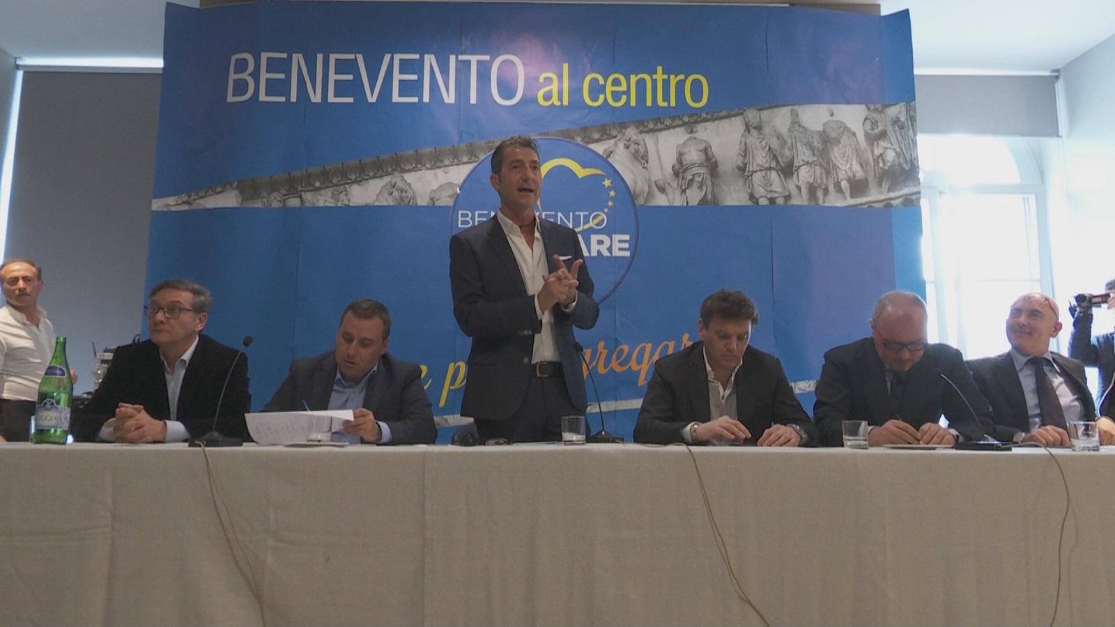 Elezioni, Santamaria: con Del Vecchio per cambiare Benevento