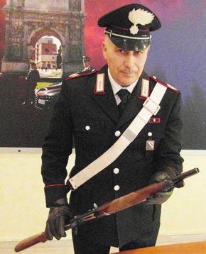 Ricettazione e armi: denuncia per Antonio Passariello