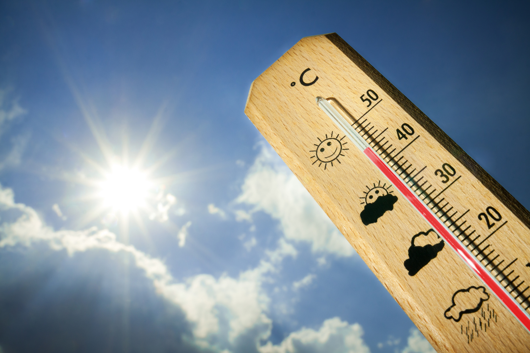 Meteo: in arrivo il caldo