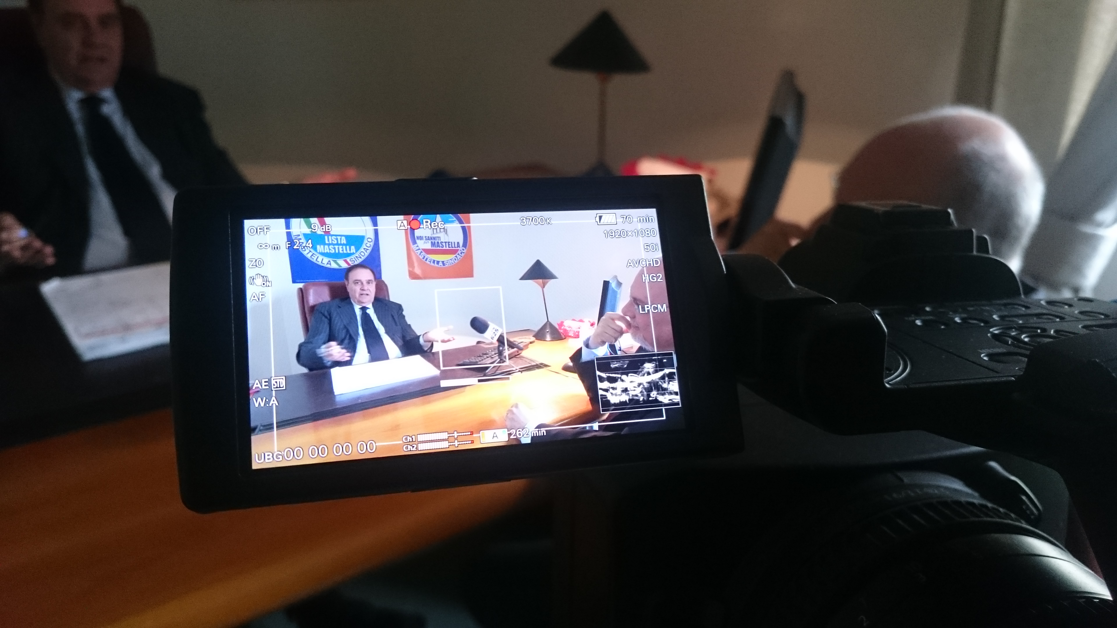 Intervista elettorale: Clemente Mastella