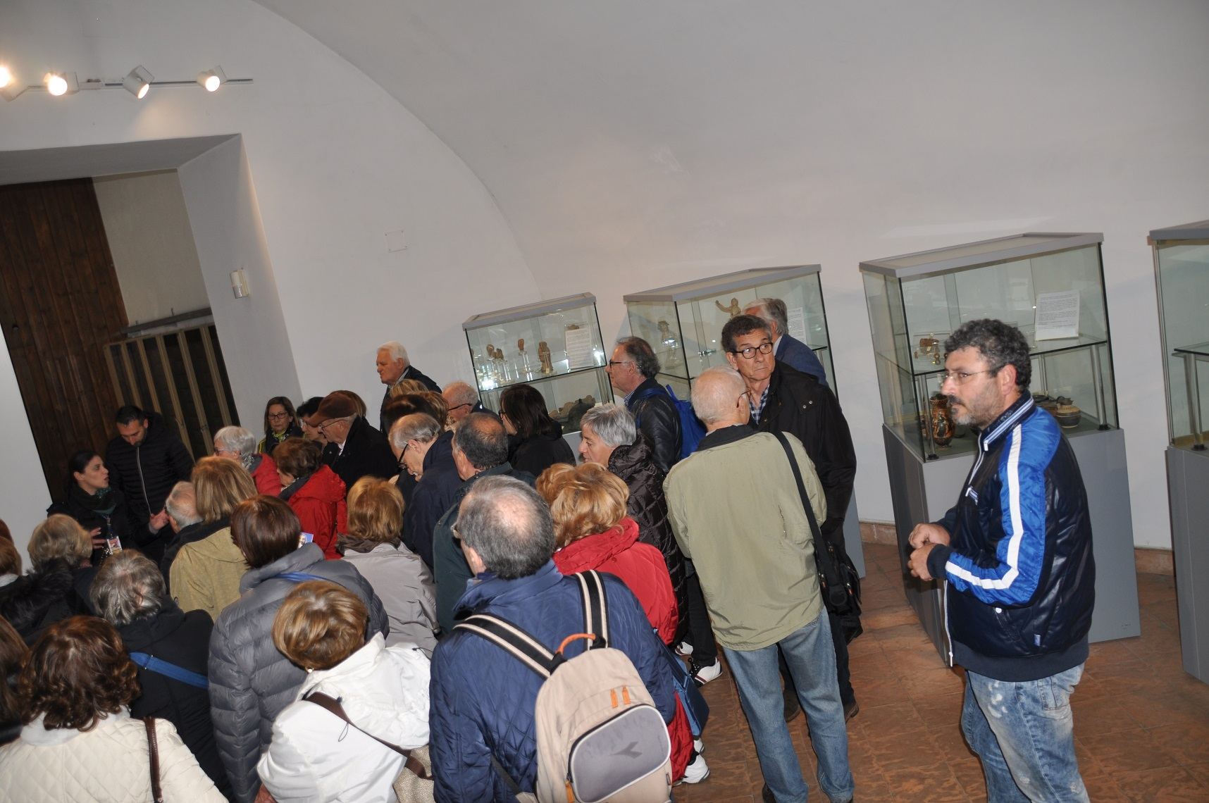 Boom di visitatori al Museo del Sannio