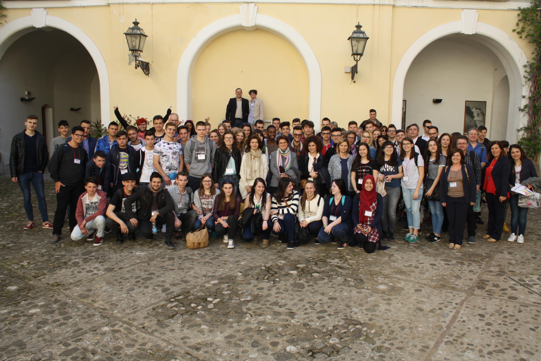 Alla Rocca al via il progetto Erasmus +