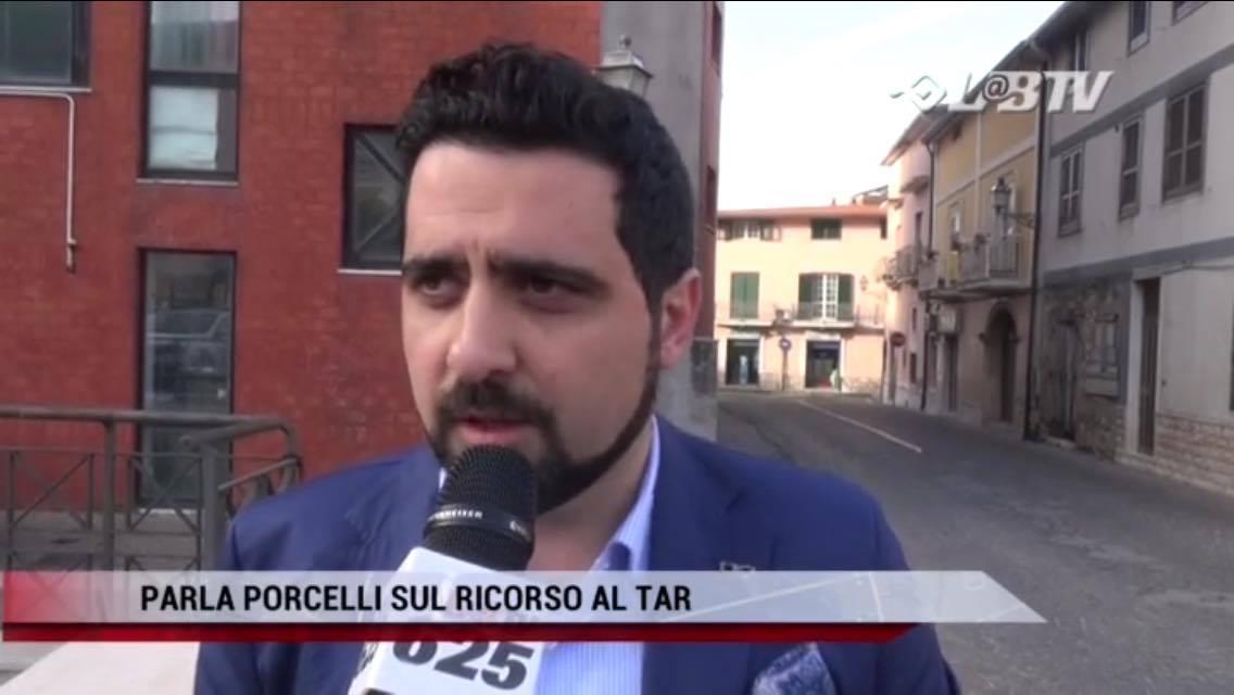 (VIDEO) Parla Porcelli sul ricorso al Tar