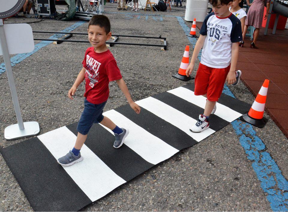 Il 23 Aprile manifestazione di educazione stradale