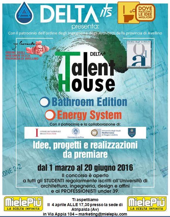 """""""Talent House"""", ecco il talent per i professionisti"""