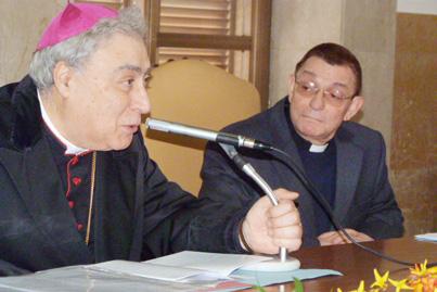 Si inaugura l'anno giudiziario del Tribunale Ecclesiastico