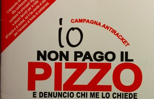 """Cgil e A.LI.LA.CCCO insieme per """"Io non pago il pizzo"""""""