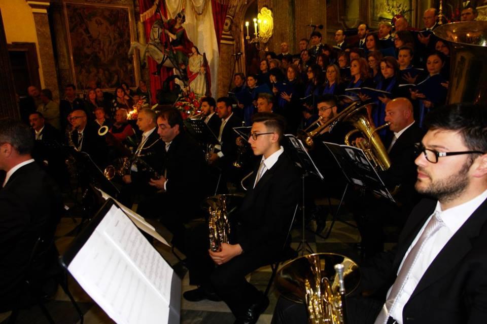 Musica AcliArteSannio, trionfo assoluto per la Wind Orchestra Samnium