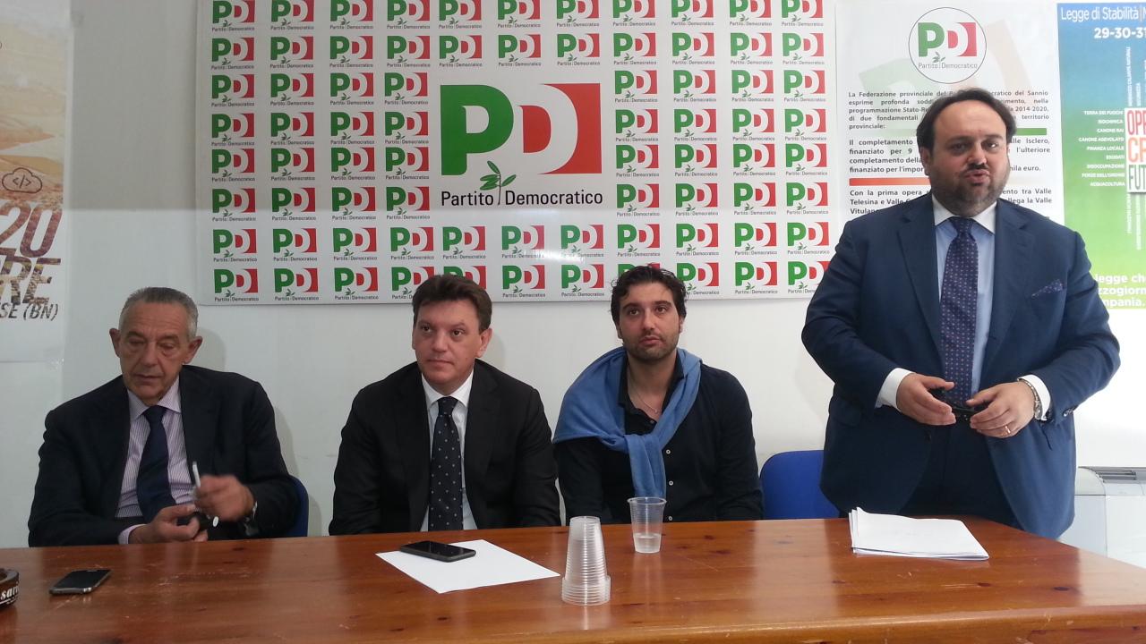 Benevento| PD nella bufera, Mortaruolo: assoluta fiducia nella giustizia