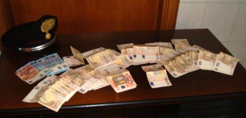 I Carabinieri di Montesarchio arrestano estorsore