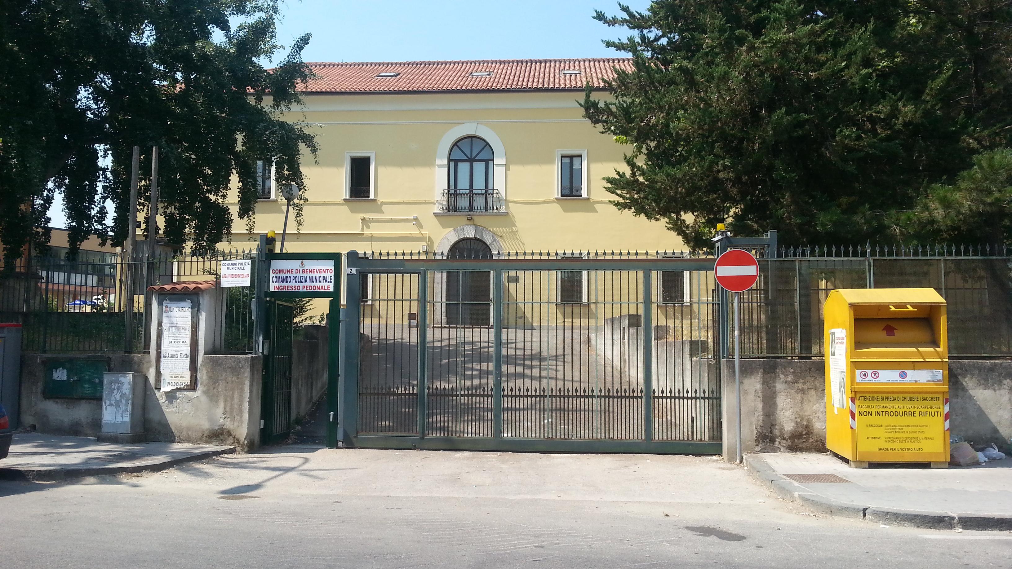 Benevento| Positiva agente della Municipale, domani sospesi i controlli interforze