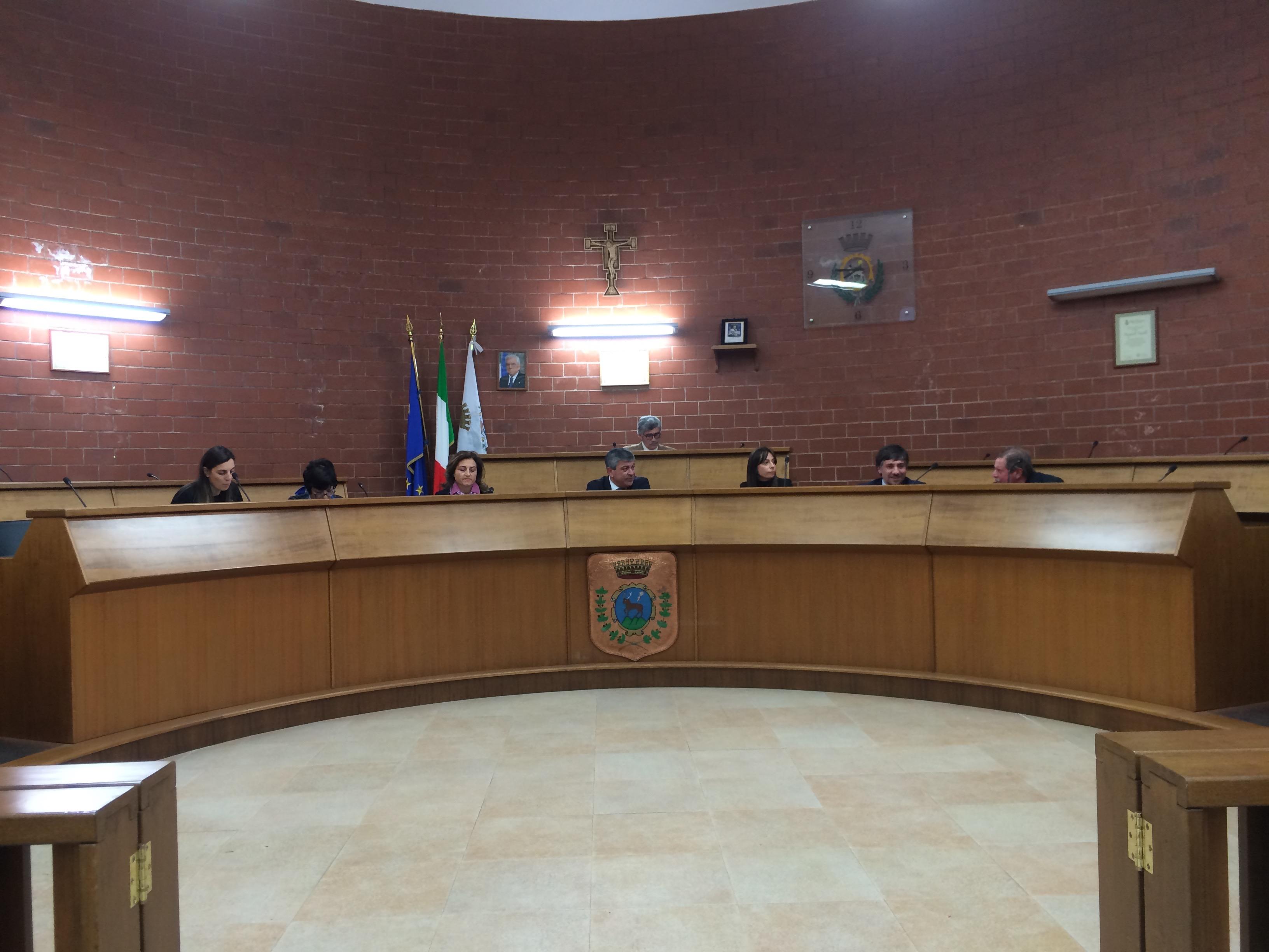 L'amministrazione comunale ringrazia per la solidarietà