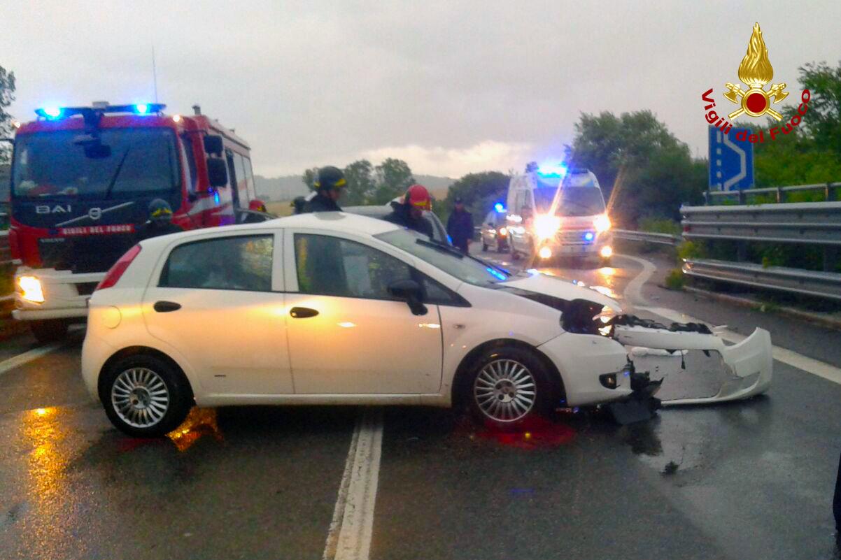 Incidenti stradali, il bilancio del 2017 nel Sannio