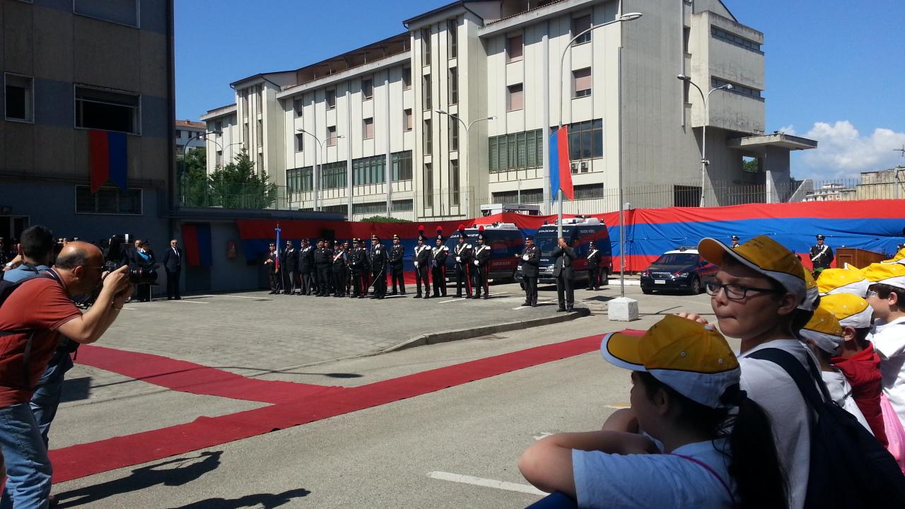 Carabinieri, 202 anni di fedeltà alle Istituzioni