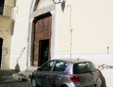 Benevento| A Benevento la pièce teatrale del PM Cosentino
