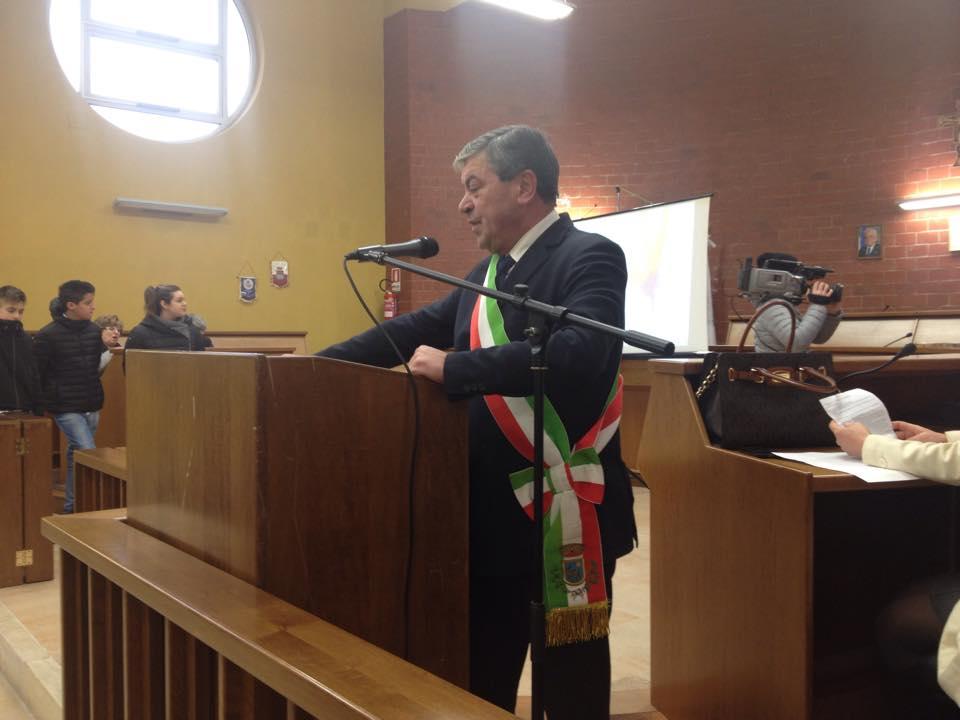 Il sindaco Tangredi risponde ai parlamentari Giordano e Sibilia