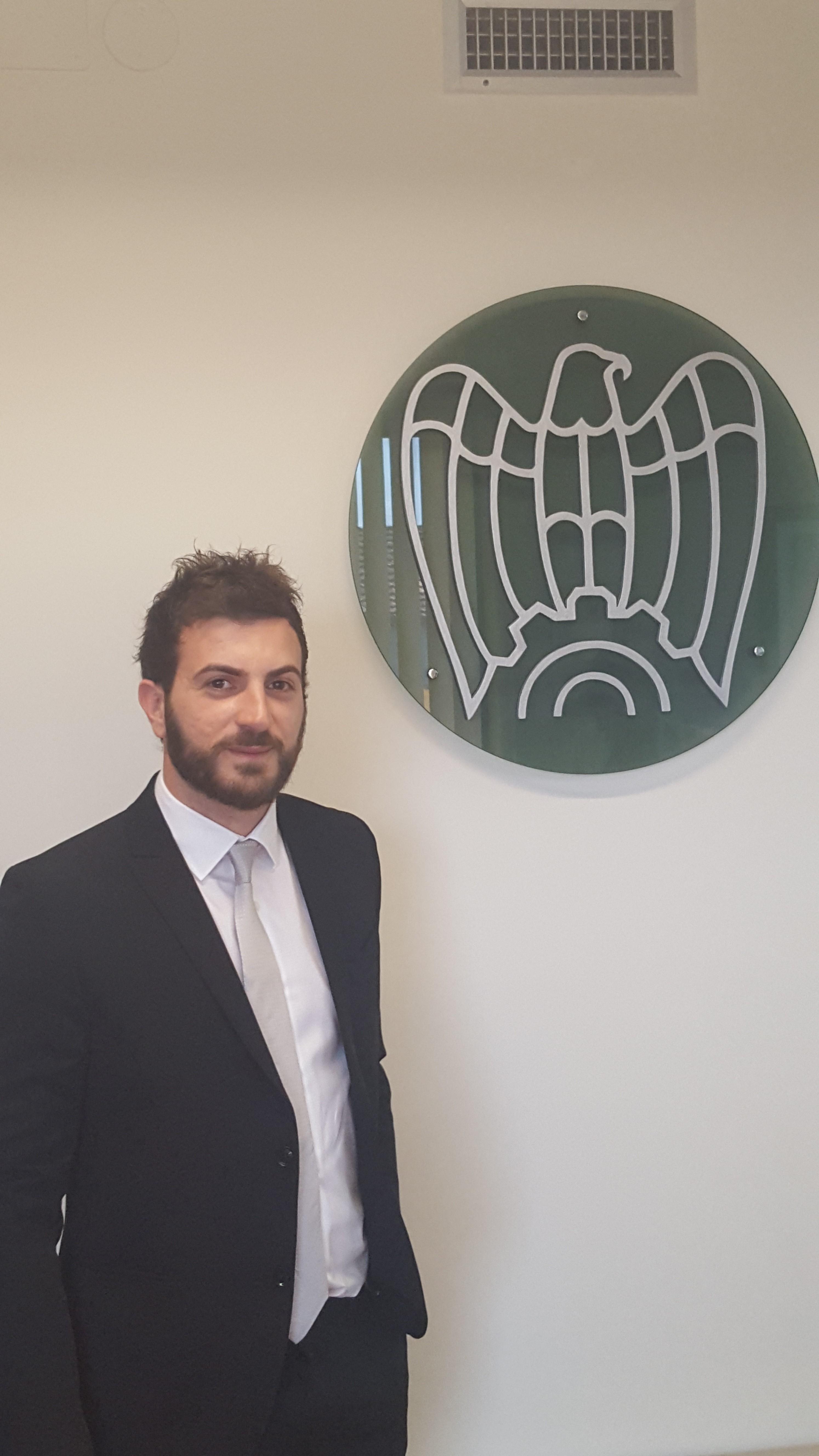 Luigi Izzo al vertice della Sezione Materiali e componenti per l'edilizia di Confindustria Benevento