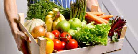 In Italia è boom del cibo biologico