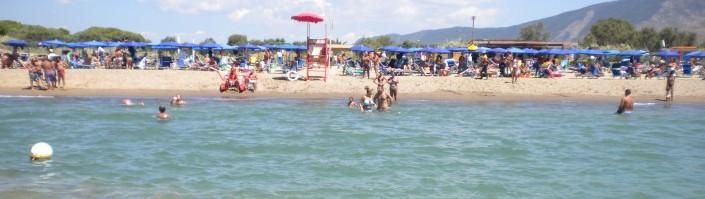 """Mare in Campania: ecco le 22 zone """"off Limits"""""""