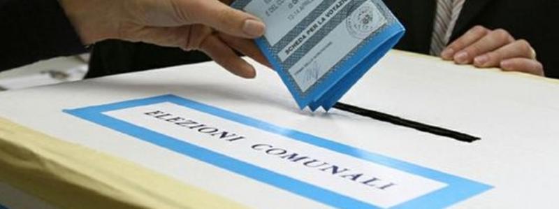 Elezioni amministrative: si vota domenica 11 giugno