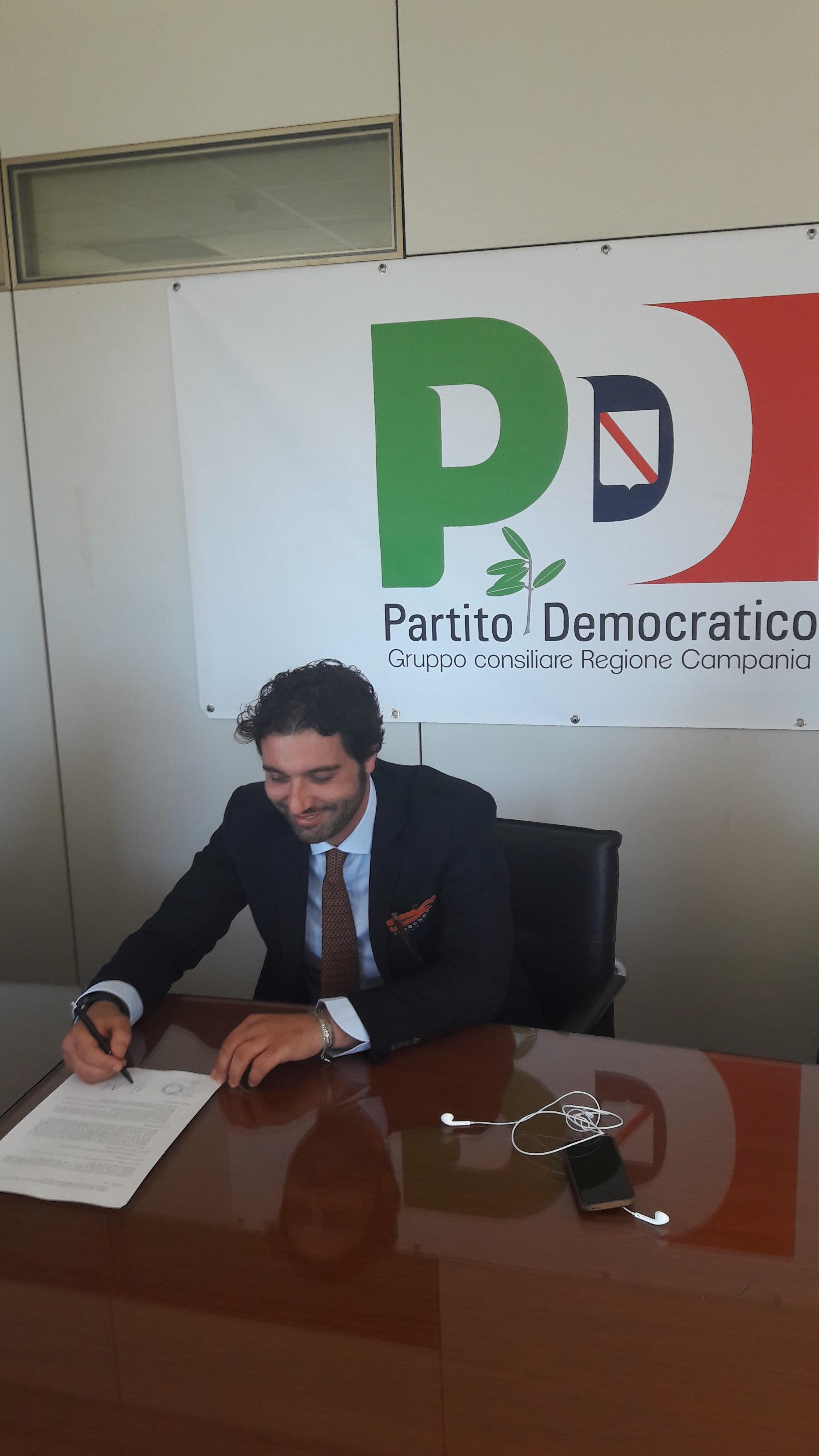 Nomina De Caro, le dichiarazioni di Mortaruolo