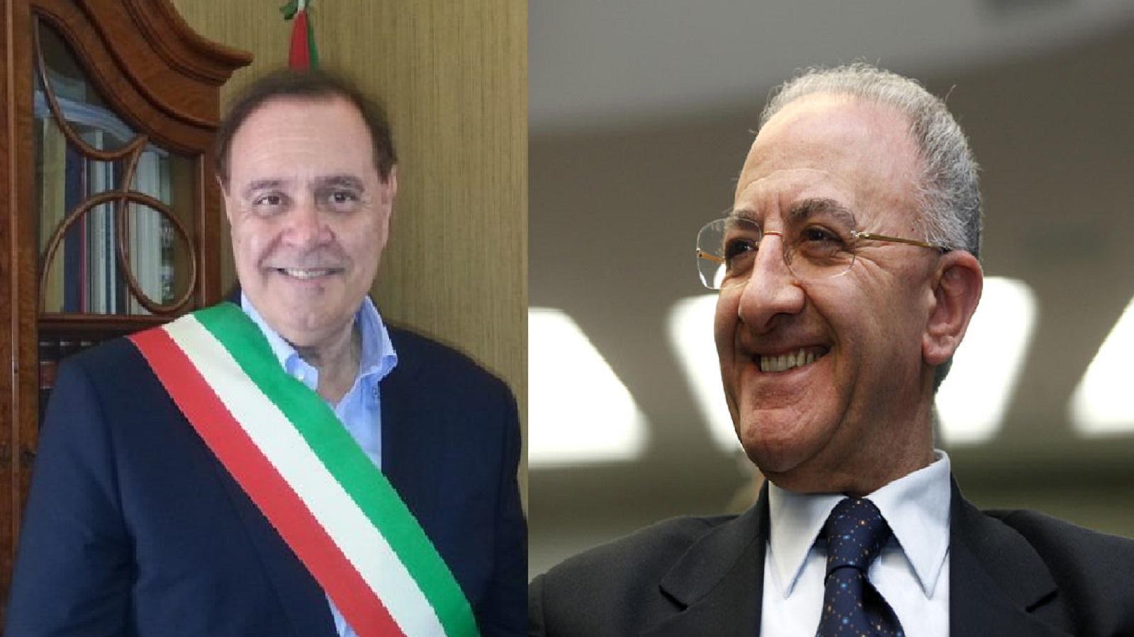 Benevento| Mastella sfida De Luca: noi come il cavaliere nero