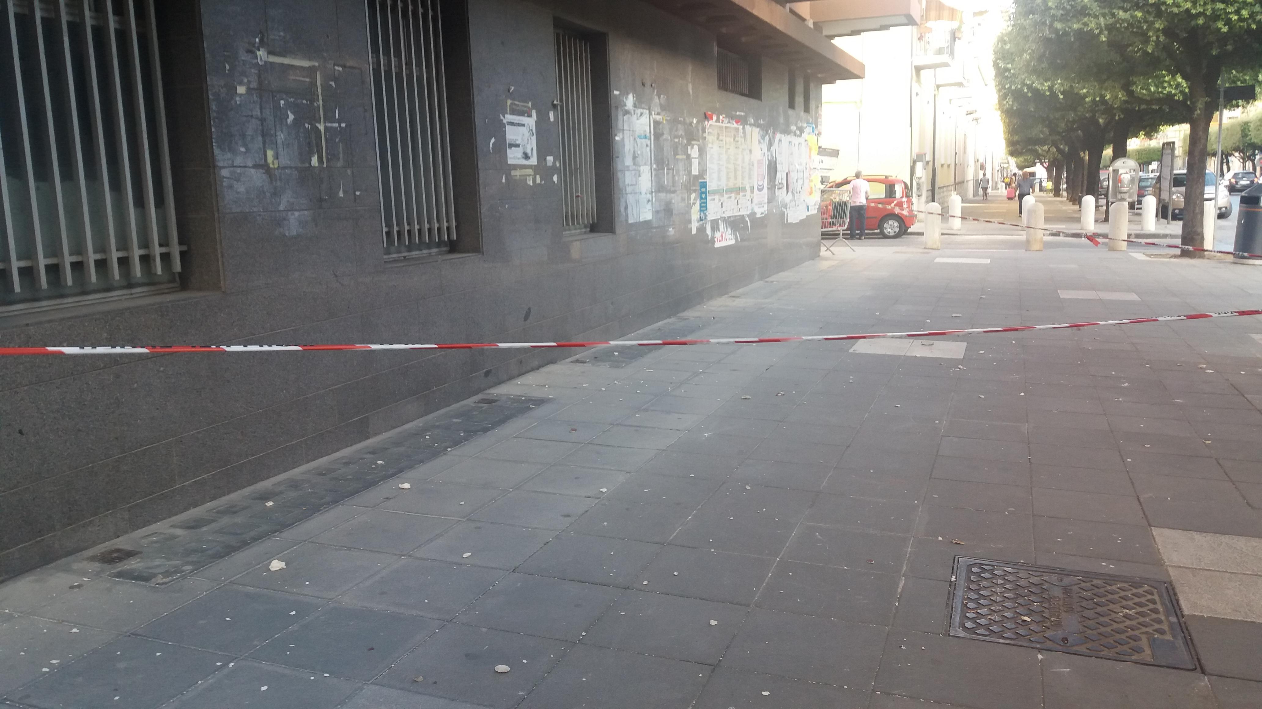 Via Clino Ricci, situazione rimane critica/ FOTO