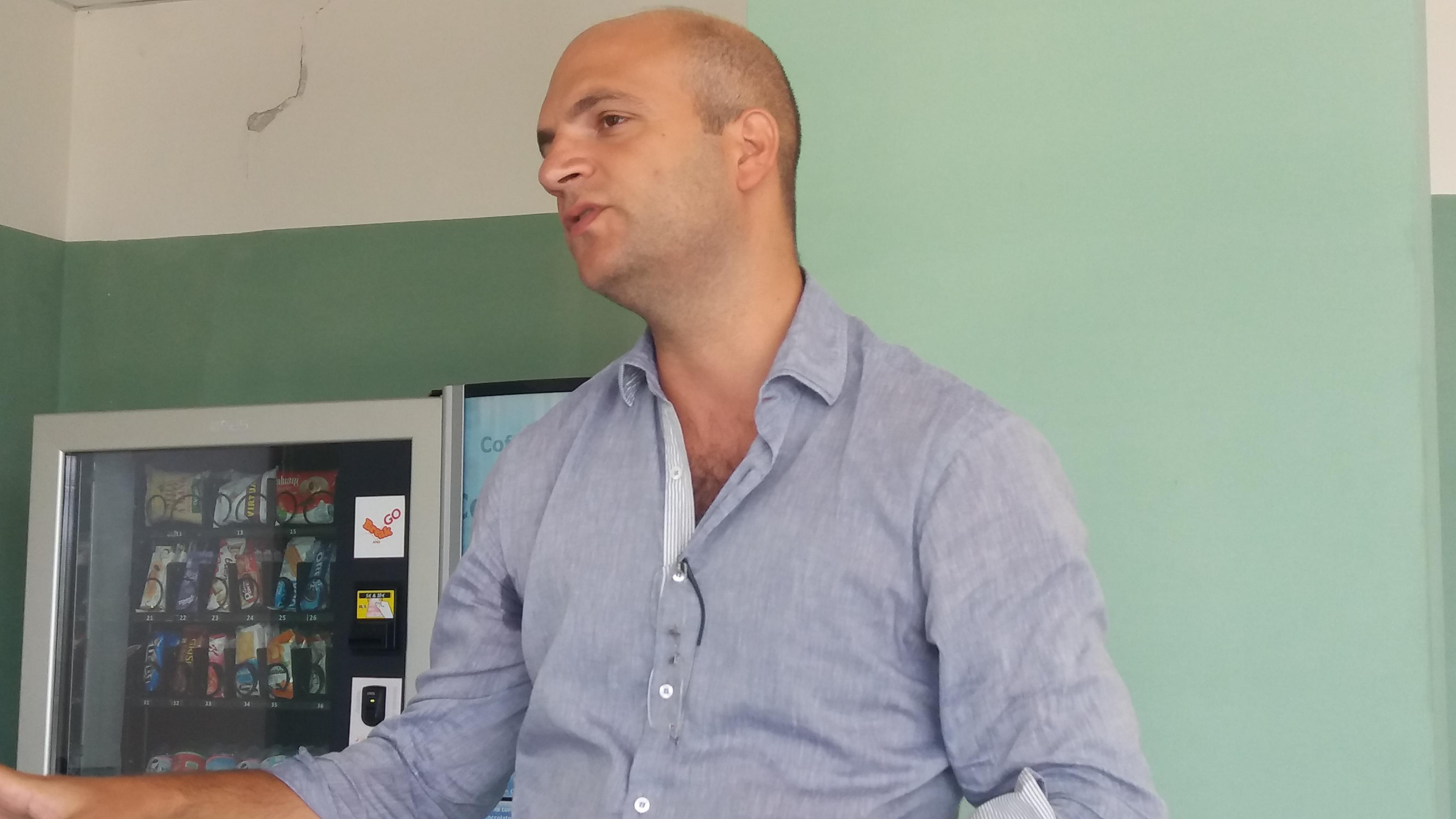 Francesco Nardone: il PD dica basta ai notabilati e si apra al territorio