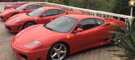 """A Benevento arriva il """"Ferrari Cavalcade 2019"""""""