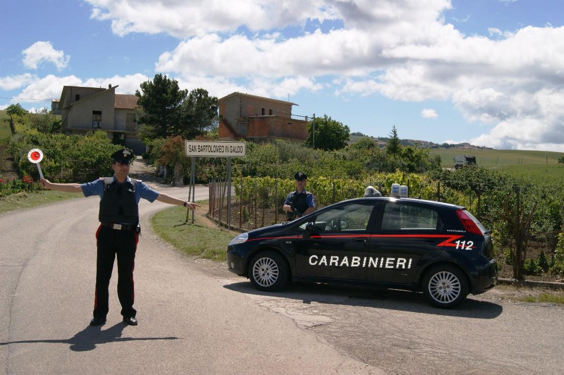 San Bartolomeo in Galdo| Vuole suicidarsi e chiama i Vigili Urbani. Salvata un'anziana