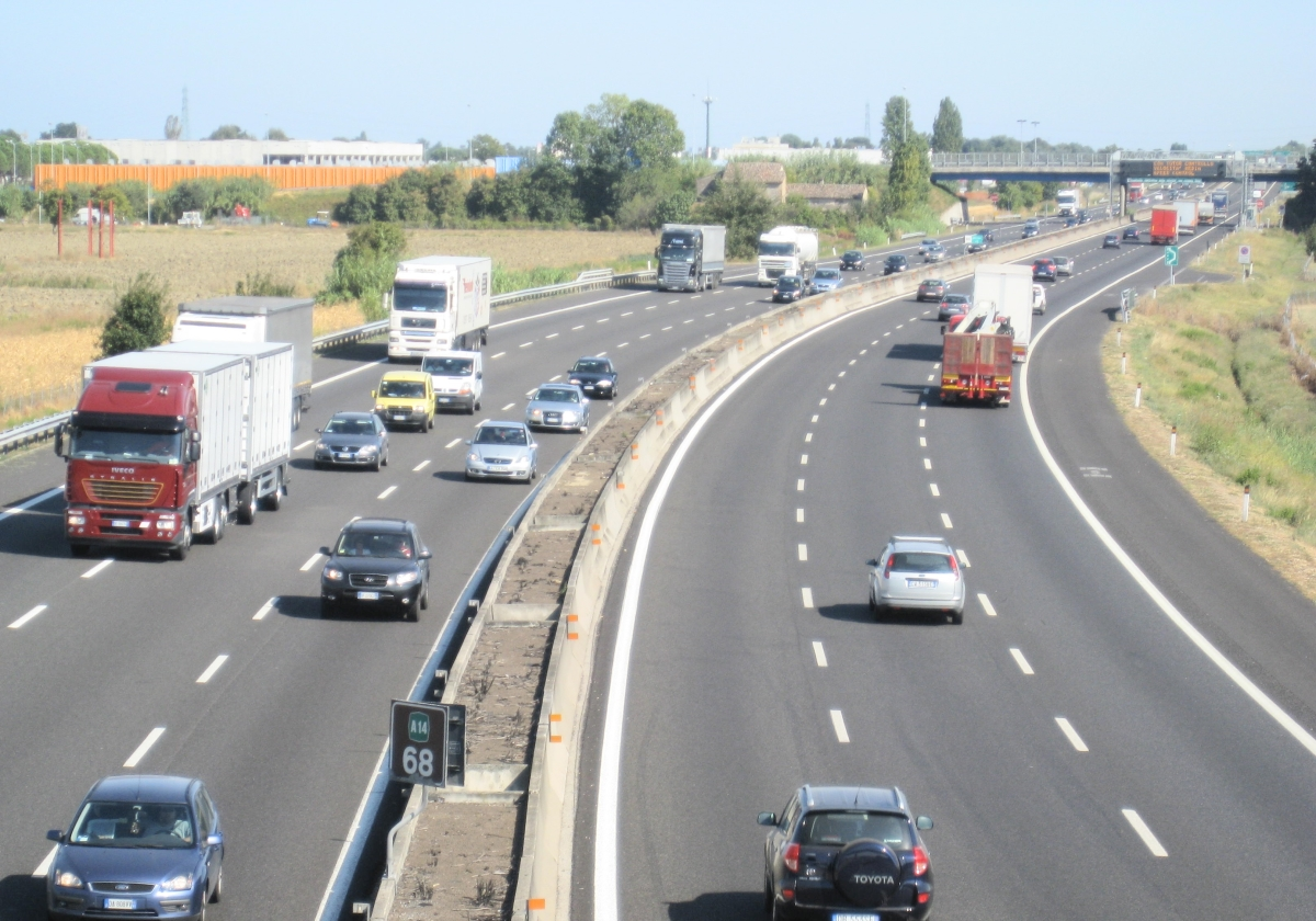 Autostrade, A16: chiusure notturne del tratto Avellino est-Benevento