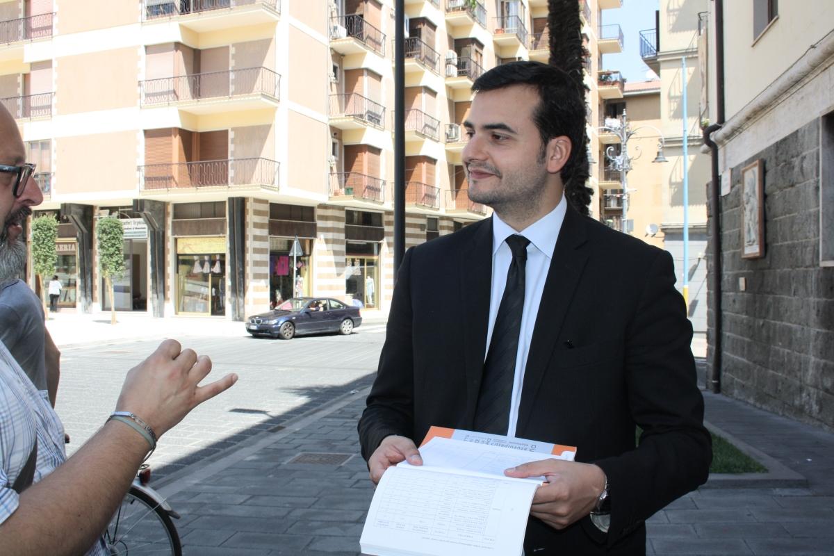 Acerra| Carabiniere ucciso in servizio, domani l'intitolazione della piazza con il sottosegretario Sibilia