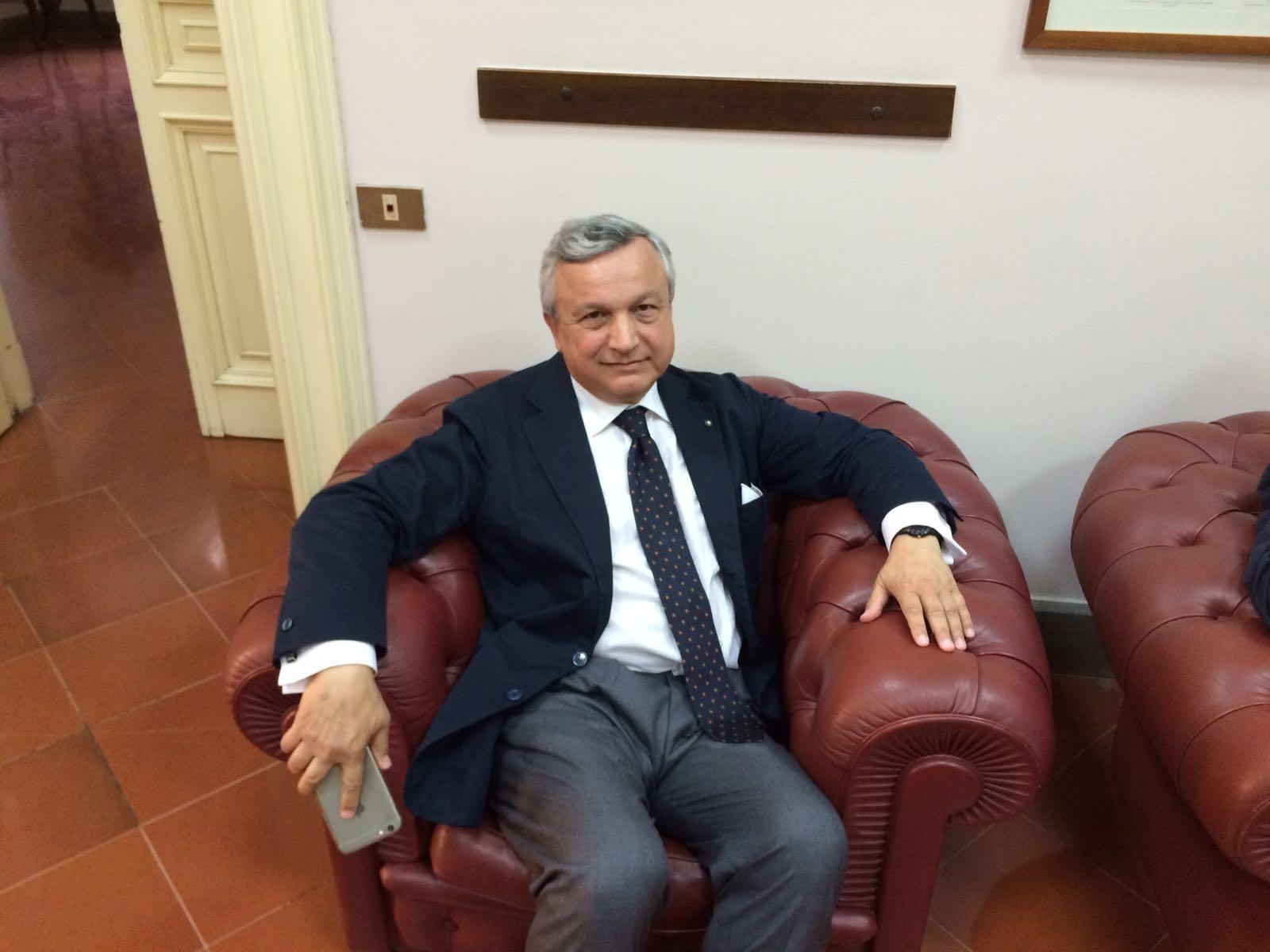 Napoli  Jannotti Pecci: Governo sbaglia ad ignorare i porti meridionali