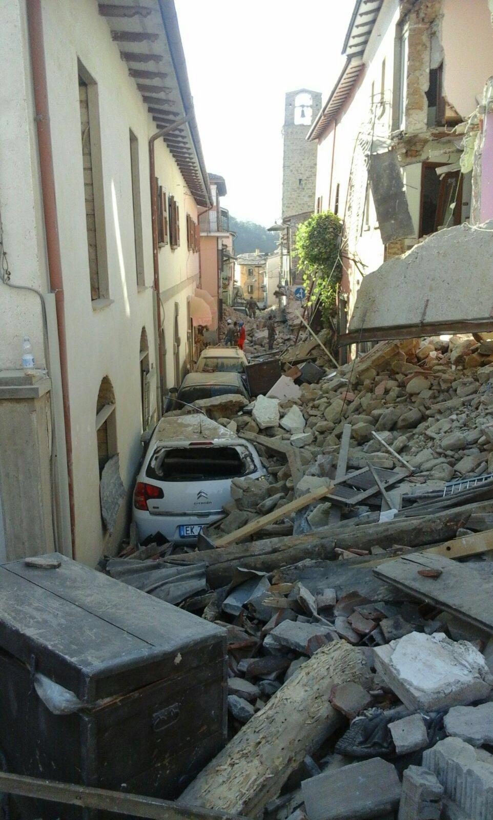 Benevento| Sisma, l'Ordine dei medici dona fondi ai terremotati