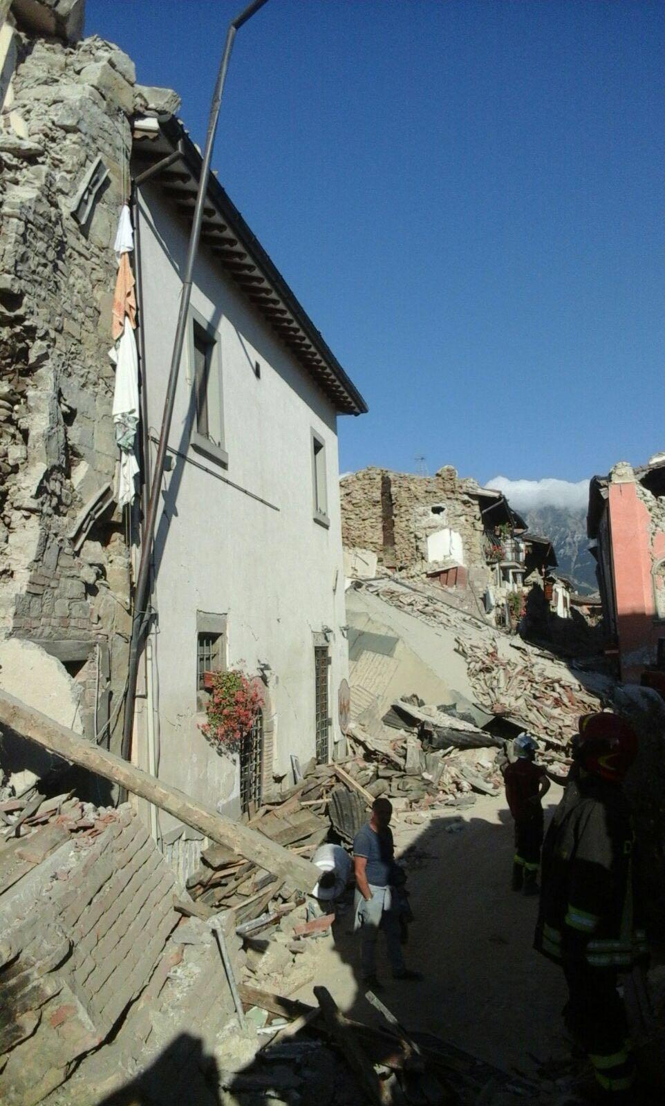 Incubo terremoto: la mappa dei comuni a rischio
