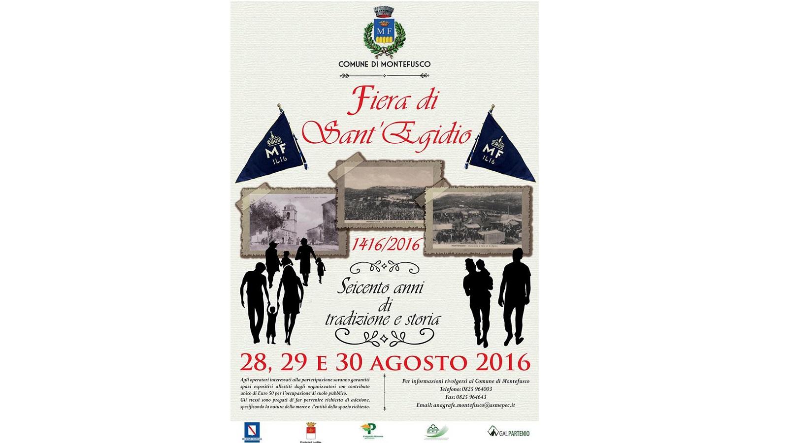 """La """"Fiera di S. Egidio"""" festeggia i suoi 600 anni"""