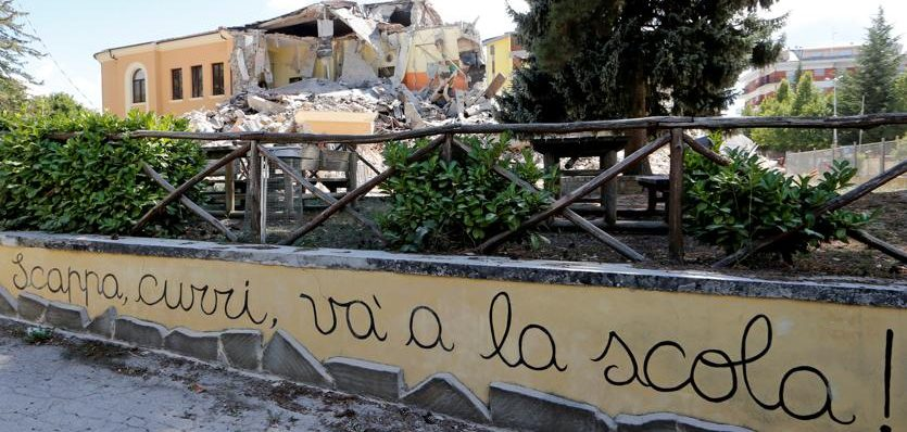 Scuola, terremoto: troppa impreparazione in caso di scossa