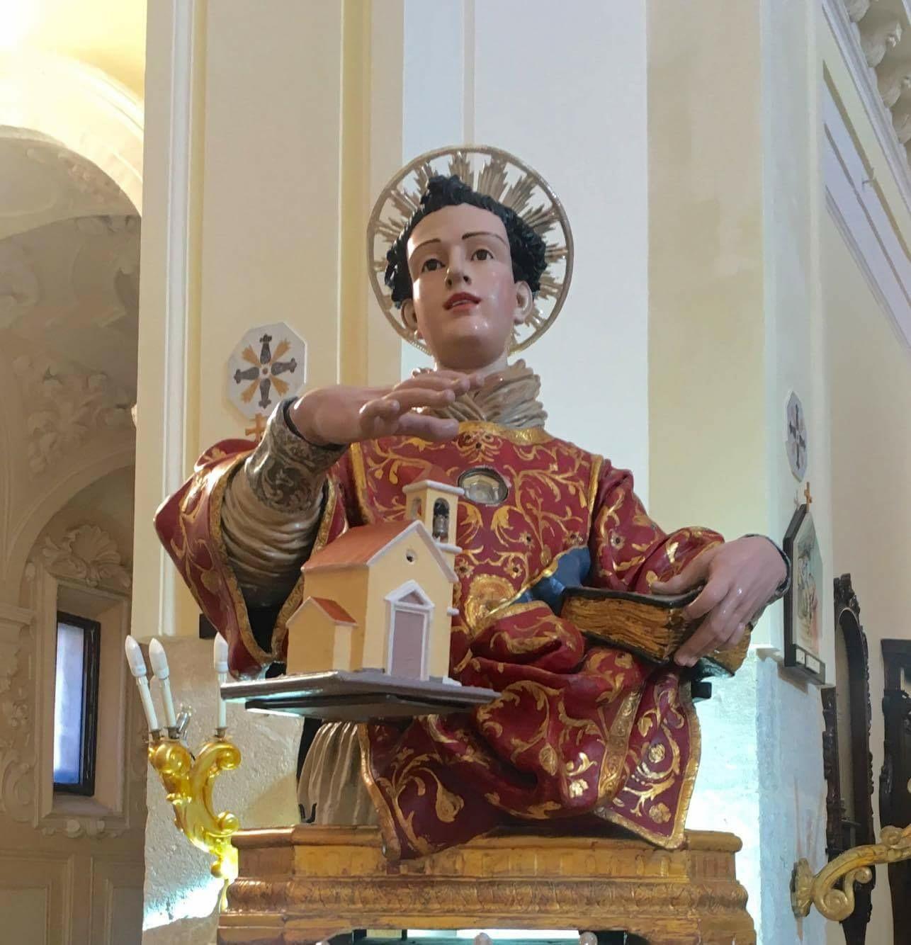Al via i festeggiamenti in onore di San Lorenzo Martire