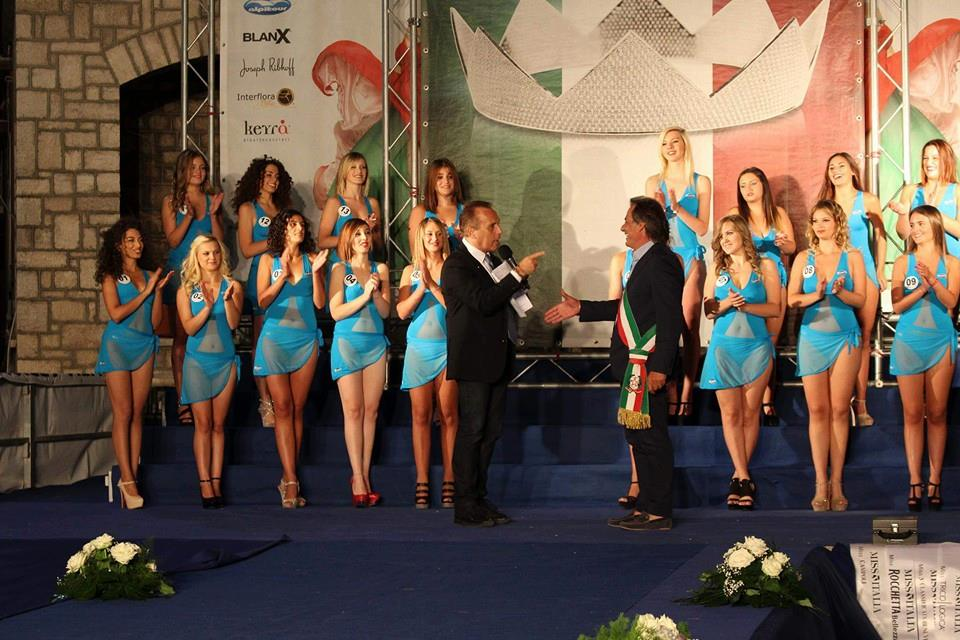 Archiviata la tappa di Miss Italia