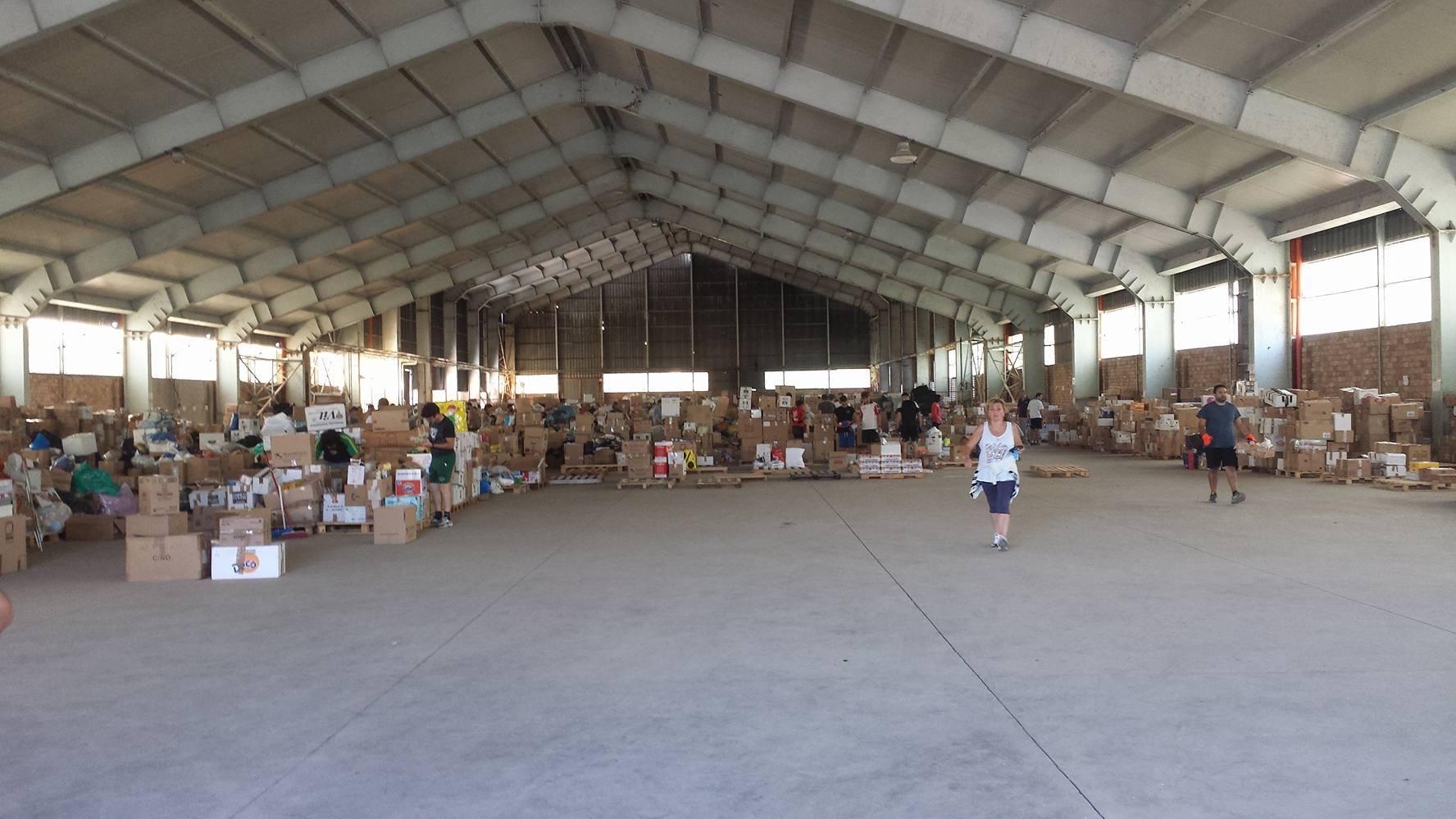 Sisma: arrivati a destinazione gli aiuti del Coordinamento Caudino