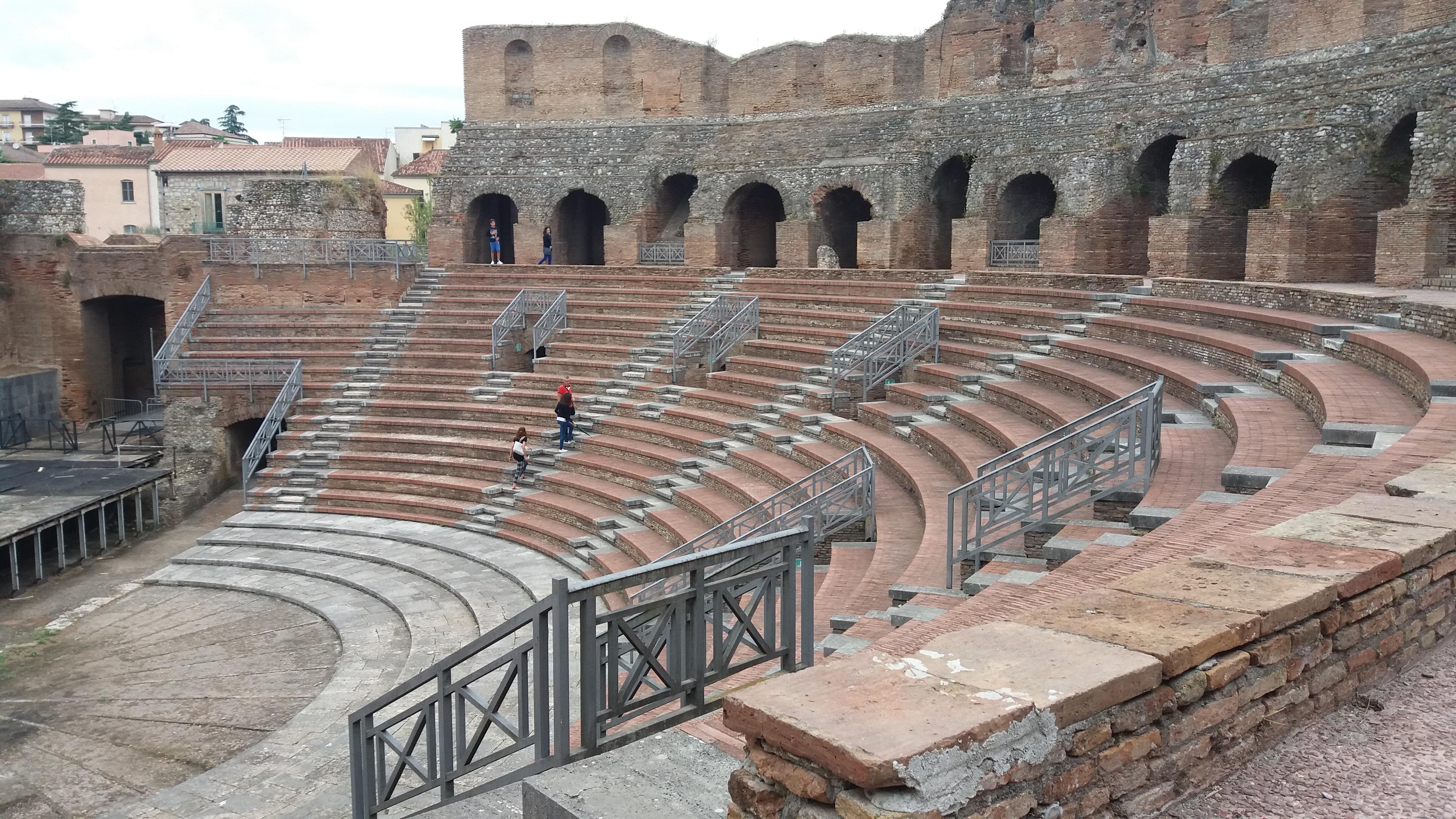 Benevento| Al Teatro Romano: Laboratorio scientifico antropologico con Antonella Rizzo