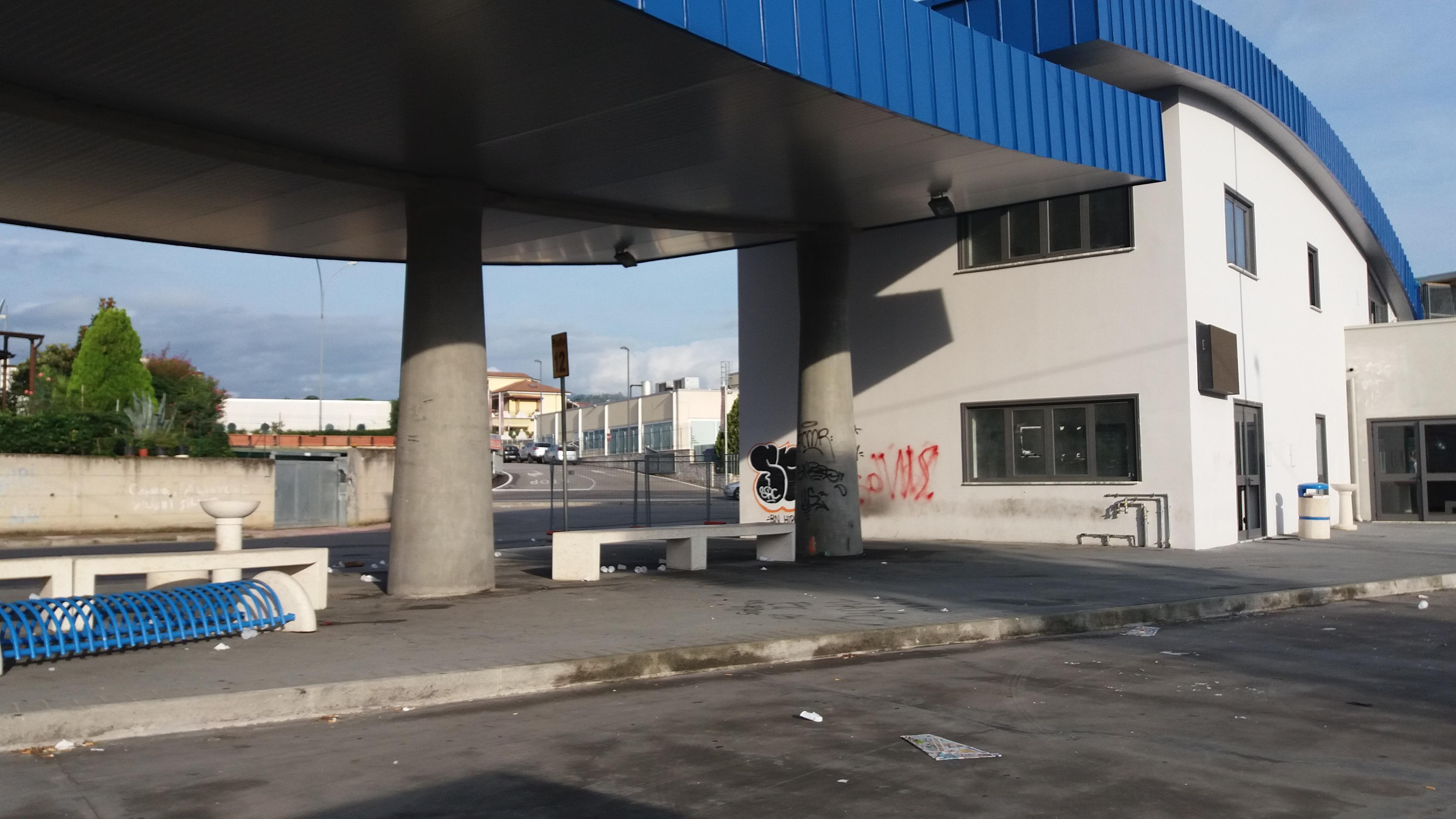 """Benevento  Attivi i parcheggi a pagamento del Terminal """"La Salle"""""""