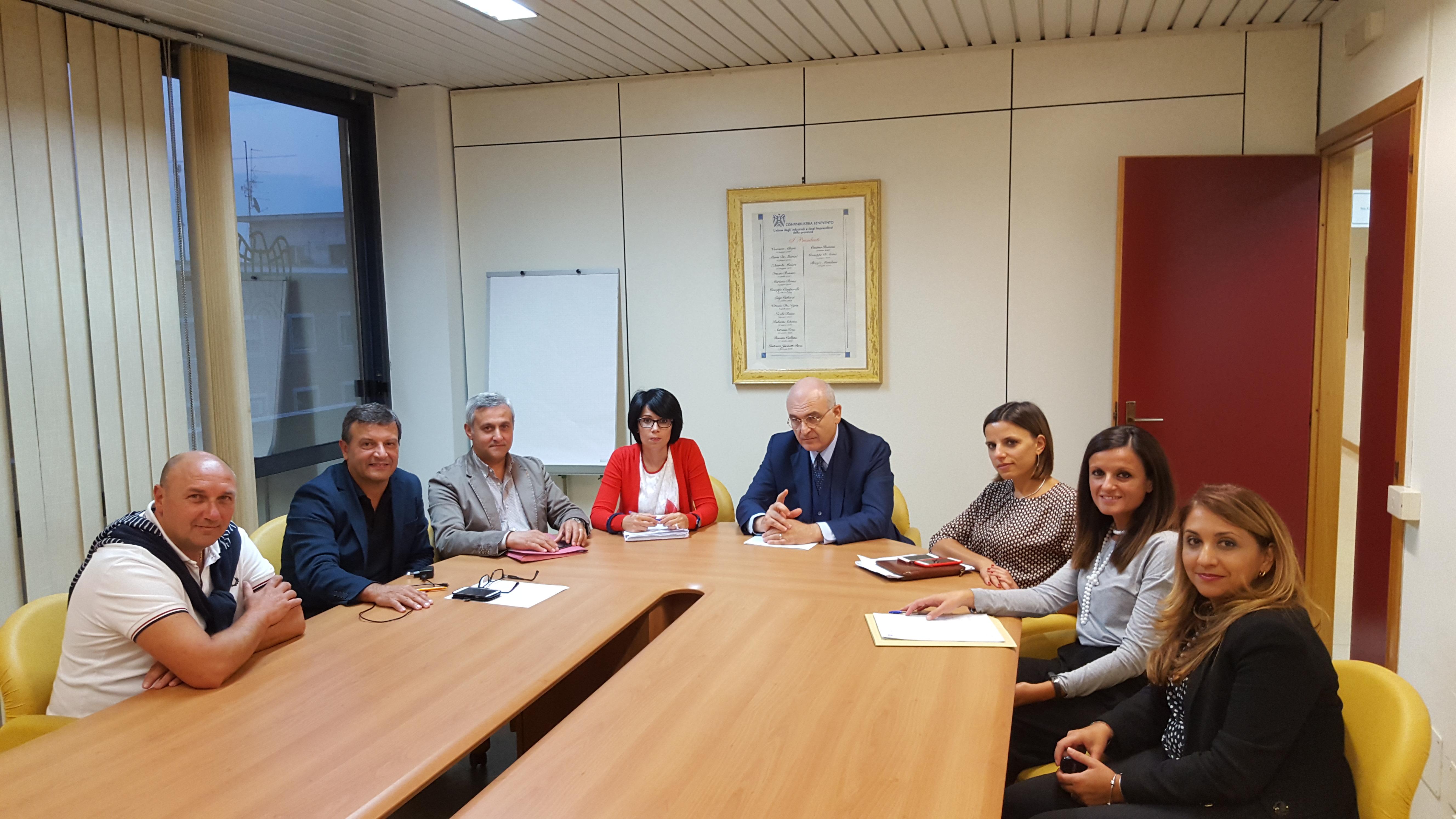 Benevento| Aree di crisi, confronto Sindacati-Confindustria