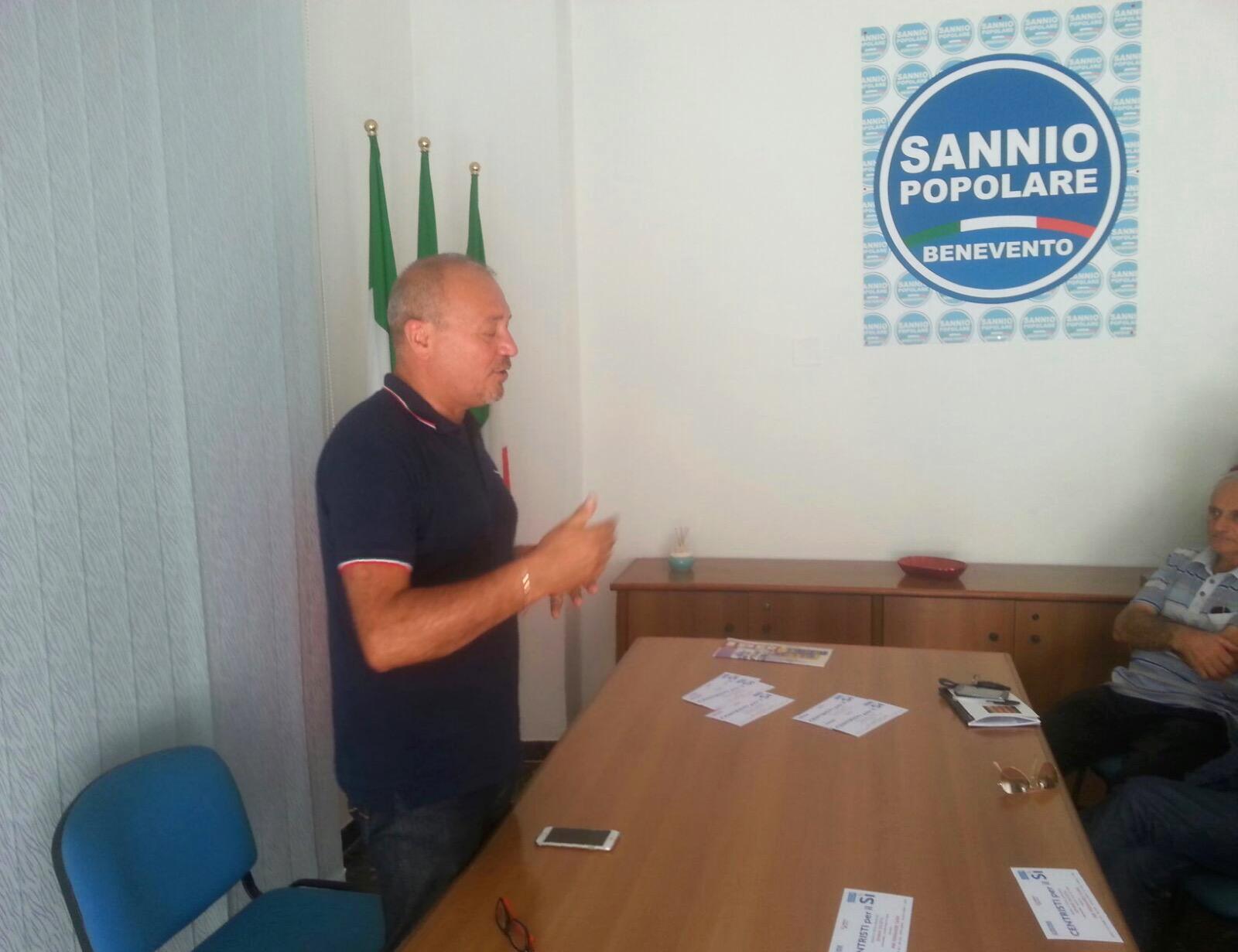 SP, Santamaria: noi presenti nel dibattito cittadino. Ribadito il Si al referendum