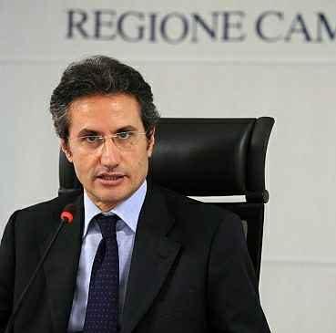 Sanità, Caldoro: «Spesi 90 milioni, nessuno così male in Italia»