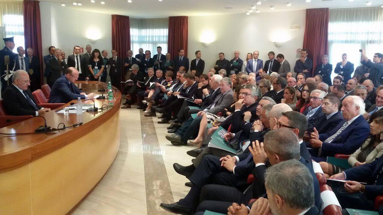 Avellino| Boccia (Confindustria): governo faccia in fretta per il Sud