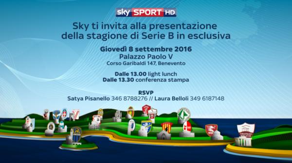 Serie B, in città arriva Diletta Leotta