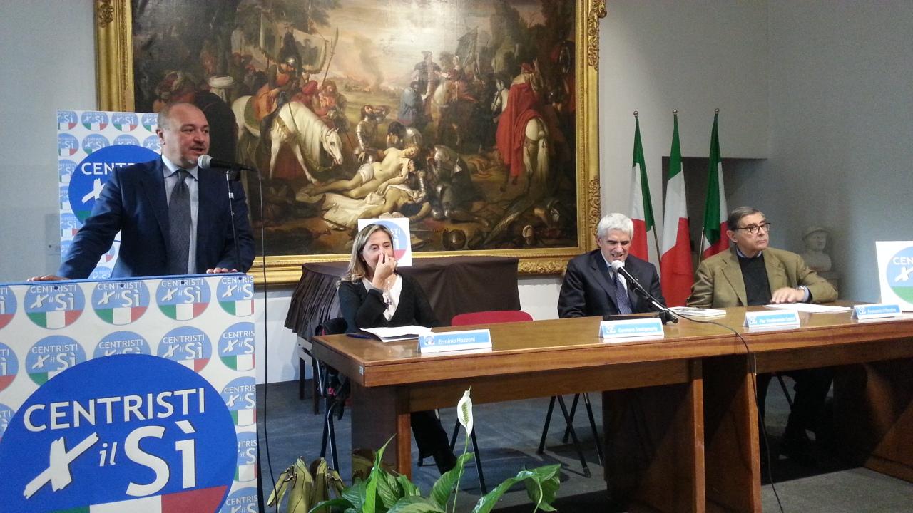 Benevento| Casini a Benevento: riforma indispensabile per l'Italia