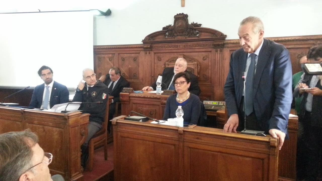 Benevento| Alluvione, De Micheli: il Governo non ha abbandonato il Sannio